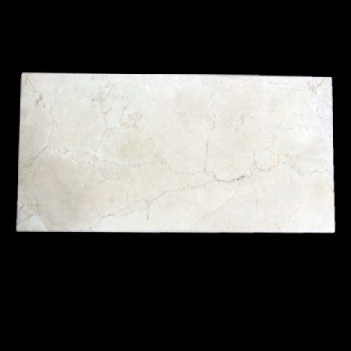 "Polished Crema Marfil - SELECT 12""x24"""